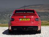 Photos of Vauxhall VXR8 2007–09