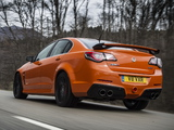 Photos of Vauxhall VXR8 GTS 2014