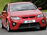 Pictures of Vauxhall VXR8 2007–09
