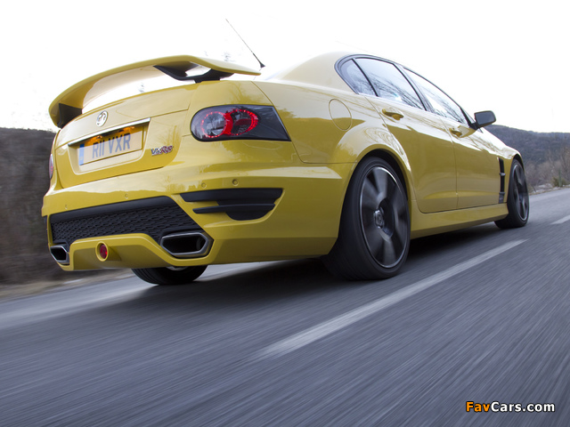 Pictures of Vauxhall VXR8 2011–13 (640 x 480)