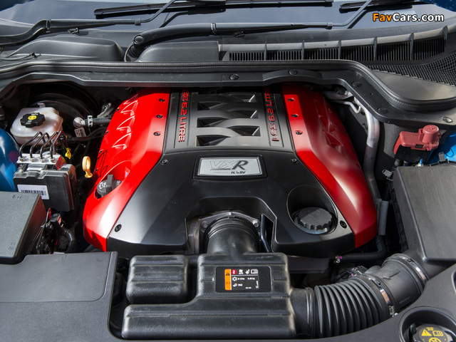 Pictures of Vauxhall VXR8 Tourer 2013 (640 x 480)