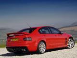 Vauxhall VXR8 2007–09 photos