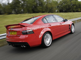 Vauxhall VXR8 2007–10 pictures