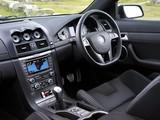 Vauxhall VXR8 Bathurst S Edition 2009 images