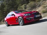 Vauxhall VXR8 2010 images