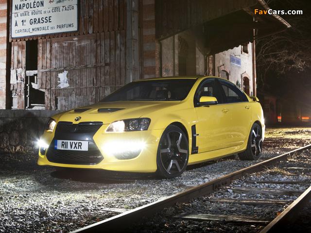 Vauxhall VXR8 2011–13 images (640 x 480)