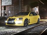 Vauxhall VXR8 2011–13 images