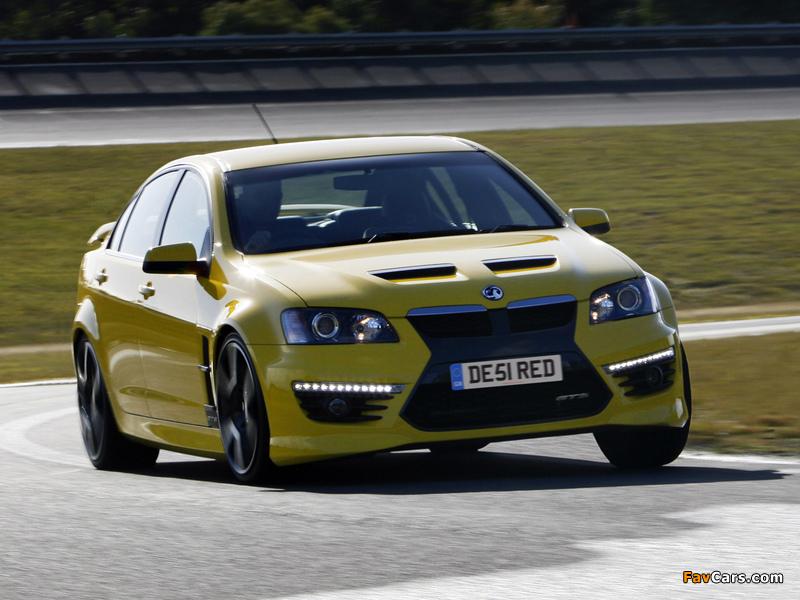 Vauxhall VXR8 2011–13 photos (800 x 600)