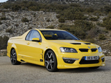 Vauxhall VXR8 Maloo 2012–13 images