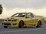 Vauxhall VXR8 Maloo 2012–13 photos