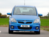 Images of Vauxhall Zafira VXR 2005–10