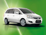 Images of Vauxhall Zafira ecoFLEX 2008