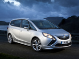 Photos of Vauxhall Zafira Tourer 2011