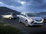 Pictures of Vauxhall Zafira Tourer 2011