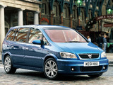 Vauxhall Zafira GSi 2001–05 pictures