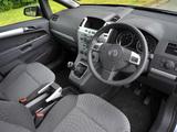 Vauxhall Zafira ecoFLEX 2008 photos