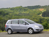 Vauxhall Zafira ecoFLEX 2008 wallpapers