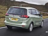Vauxhall Zafira Tourer 2011 images