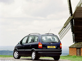 Vauxhall Zafira 1999–2005 wallpapers
