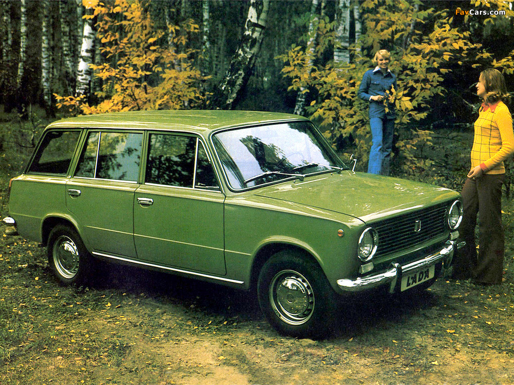 Photos of VAZ 2102 1971–88 (1024 x 768)