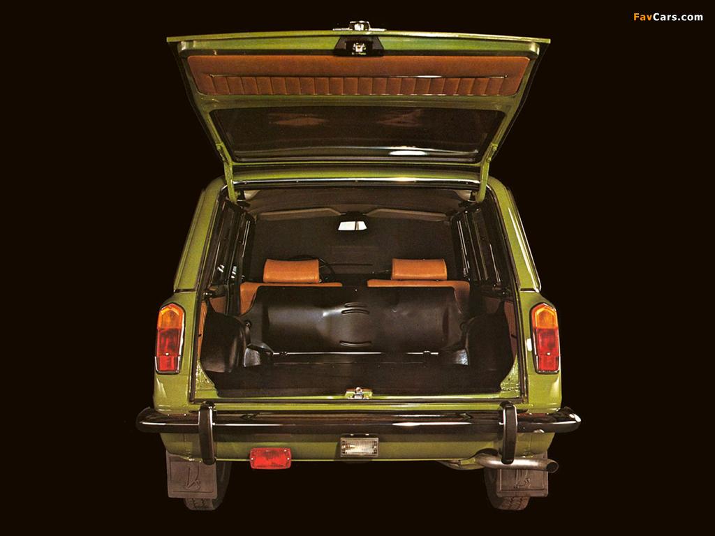Lada 1200 Combi 1972–85 wallpapers (1024 x 768)