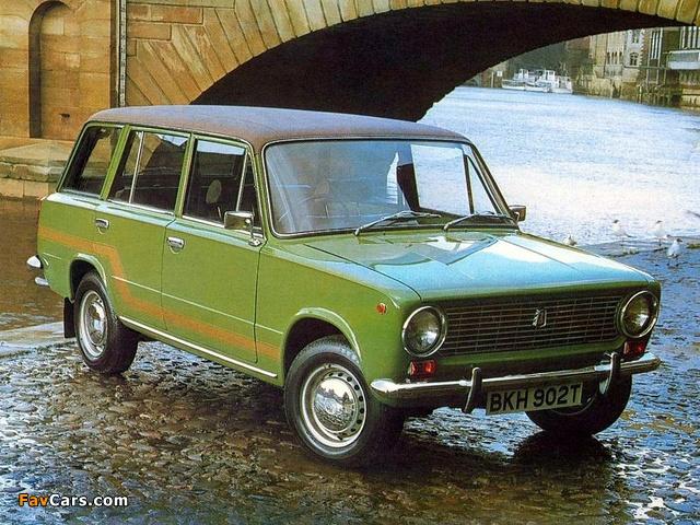 Lada 1500 ES 5-door Estate (21026) 1977–80 wallpapers (640 x 480)