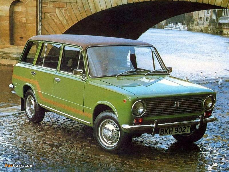 Lada 1500 ES 5-door Estate (21026) 1977–80 wallpapers (800 x 600)