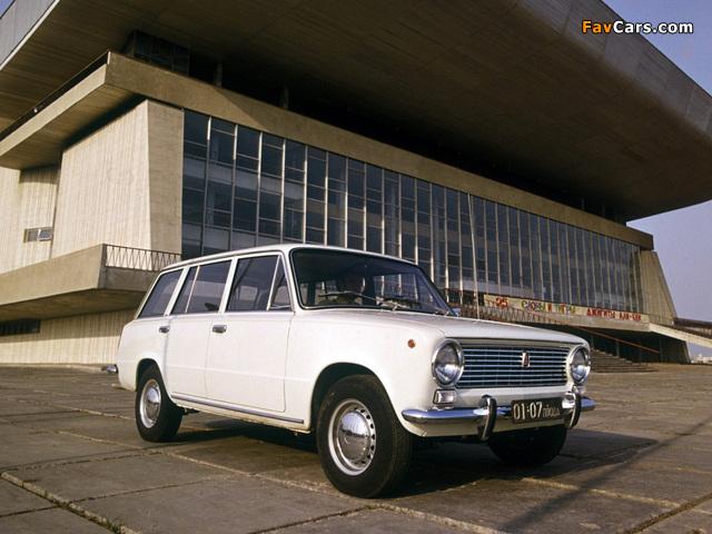 VAZ 2102 1971–88 wallpapers (640 x 480)