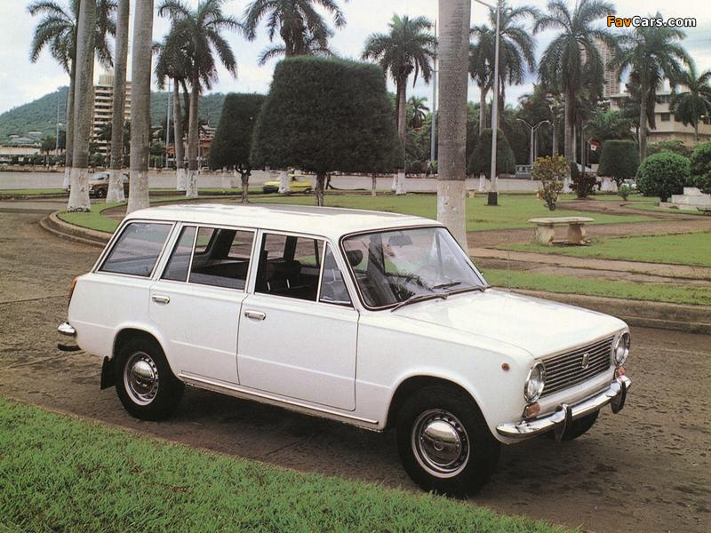 Lada 1200 Combi 1972 wallpapers (800 x 600)