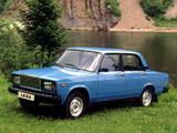 Photos of VAZ 2107 1982–97