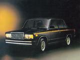 Photos of Lada Signet GL (2107) 1984–93