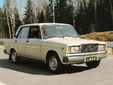 Pictures of VAZ 2107 1982–97