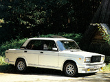 Pictures of Konela Lada 2107 Turbo 1984–86