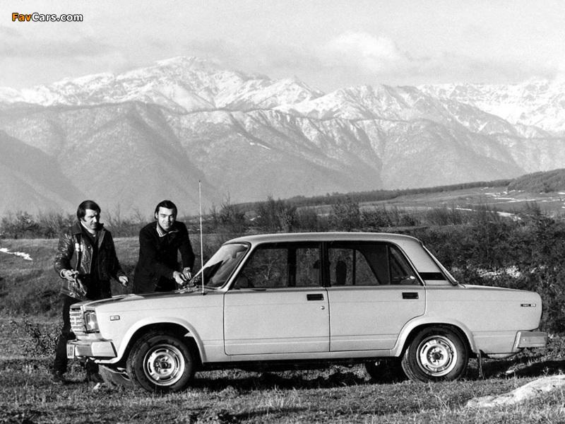 VAZ 2107 1978 photos (800 x 600)