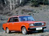 VAZ 2107 1982–97 pictures