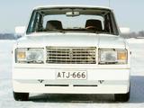 Konela Lada 2107 Turbo 1984–86 pictures