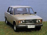 Lada 1300 S (21072) 1984–90 wallpapers
