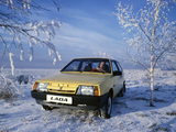 Pictures of VAZ 2108 1984–94