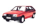 Lada Samara 5-door 1988–93 photos