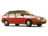 Lada Samara 1500 SLX 5-door (21098) 1989–91 images