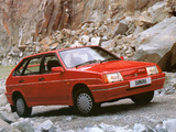 Lada Samara 1500 SLX 5-door (21098) 1989–91 photos
