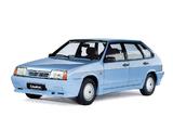 Lada Samara XTX 1990–94 photos