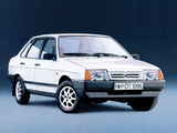 Images of Lada Forma (21099) 1991–2001