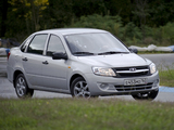 Pictures of Lada Granta (2190) 2011