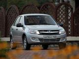 Lada Granta (2190) 2011 pictures
