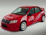 Lada Granta Sport (2190 ) 2011 wallpapers
