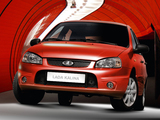 Photos of Lada Kalina Sport (1119) 2008
