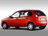 Pictures of Lada Kalina   (1119) 2001