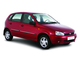 Pictures of Lada Kalina  (1119) 2006