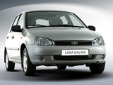 Lada Kalina  (1117) 2007 wallpapers